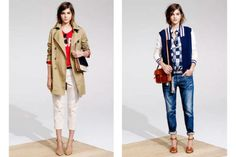 Madewell's New Designer Gives Us a First Peek at the Brand's Spring Lookbook  - ELLE.com