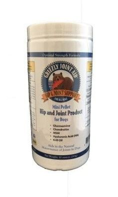 DOG HEALTH - VITAMINS & SUPP - GRIZZLY JOINT AID DOG PELLETS - 10OZ - GRIZZLY PET PRODUCTS LLC - UPC: 835953005419 - DEPT: DOG PRODUCTS