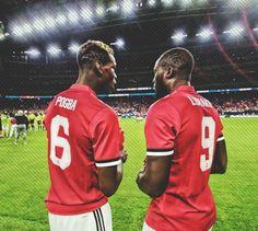 Brilliance: Pogba & Lukaku.