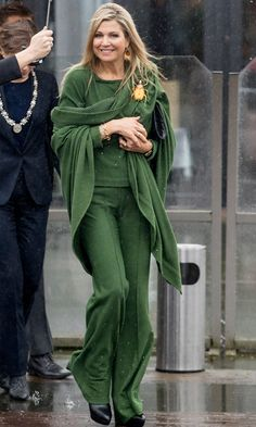 Kate Middleton, Queen Maxima, Queen Letizia and more of the best royal style of the month - Foto 4