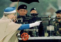 Queen Elizabeth II: The 90s