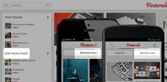 Pinterest Get a Little More Personal With New 'Edit Home Feed' Feature