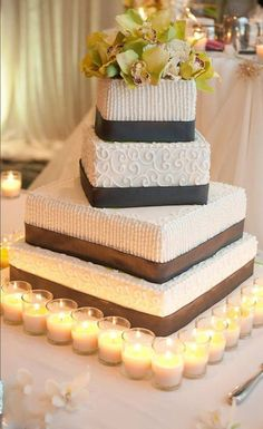 Wedding cake. From Jade African
