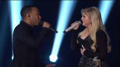 Meghan Trainor ft. John Legend at BBMA - Like I'm Gonna Lose You ♥ Love them both!