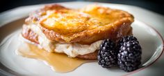 Checkout the best stuffed brioche french toast recipe on the net! Once you try this tasty goodness, you will ask for more!