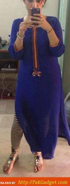 Cuts and Kurtis Ready to Wear Fashion Designs for EID - Gul Ahmed, Firdous Lawn, Sana Safinaz, Swiss Lawn