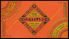 Cleveland Baking Co. Letterhead Business, Business Card Design, Vintage Business Cards, Vintage Cards, Vintage Typography, Typography Letters, Lettering, Baking Company, Steampunk Design