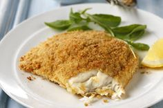 Beautifully golden on the outside, flaky and tender on the inside, this flavorful fish is virtually foolproof to make.