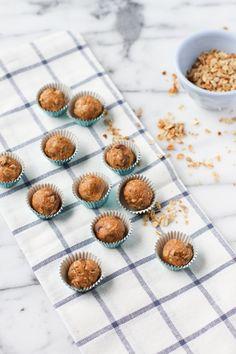 Make This: Organic No Bake Energy Balls - Paper & Stitch