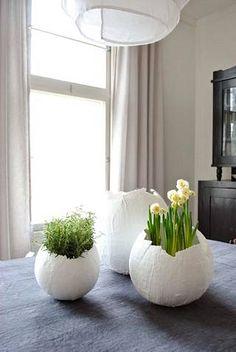 Vaihtoehto pääsiäiskoristeluun – valaisevat koko huoneen - Asuminen - Ilta-Sanomat