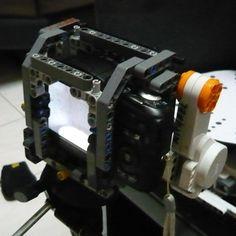 Lego Mindstorms 3D scanner.