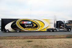 Transporter, NASCAR, Hauler, Mack