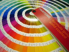 Pantone Solid Coated -- What's your number?