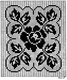 Cross Stitch Alphabet Patterns, Wedding Tablecloths, Crochet Tablecloth, Crochet Patterns, Bane, 8 Bit, Charts, Roses, Crochet Doilies