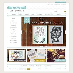 Arianne of Aeolidia is on Design Sponge today with a wonderful post on how to get started online! Biz Ladies: Setting Up Your Online Shop