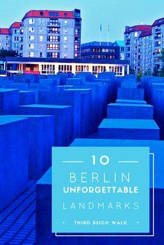 The best way to immerse into the essence of Berlin by taking an escorted walking tour of its historic sights. A fascinating half-day is all it takes to relive the entire gloomy '40s. And when you've walked down this stark, dark memory lane of dictators, war and oppression, you'll be recommending Berlin to everyone you know too. Here are the unforgettable landmarks from the walk: