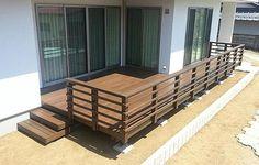 Deck, Yard, Bulgaria, Outdoor Decor, Gardens, Houses, Home Decor, Walls, Wood