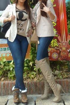 IN MY HEELS: -Style Hunt: The Ahli Sisters-