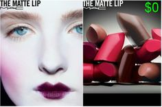 MAC Cosmetics The Matte Lip Collection