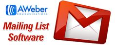 E-mail marketing software Aweber. One of the best in the industry. http://getinstantsuccess.com/email_marketing/
