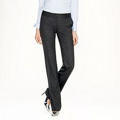1035 trouser in pinstripe Super 120s