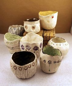 DIY pinch pots ideas to try Your Hands On (67)