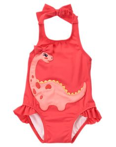 But Ever already has so many bathing suits :-/ Dino-Sweet One-Piece … Love this! But Ever already has so many bathing suits :-/ Dino-Sweet One-Piece Swimsuit at Gymboree Baby Bikini, Baby Girl Swimsuit, Toddler Fashion, Kids Fashion, Toddler Swimsuits, Baby Swimming, Baby Kids Clothes, Future Baby, Baby Love
