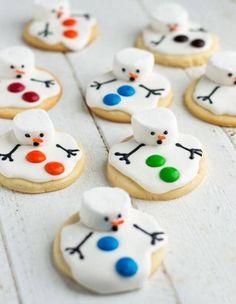 Idées de recettes de cookies de Noël - Elle