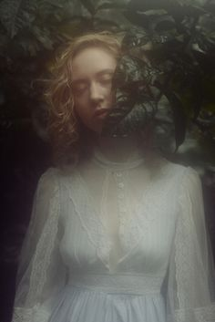 ☽ Dream Within a Dream ☾ Misty Blurred Art & Fashion Photography -