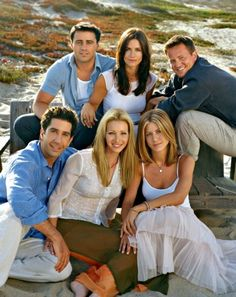 Wanna Know Exactly How Many People Monica, Phoebe, Ross, Chandler, and Rachel Have Slept With on Friends? (Of Course You Do!)