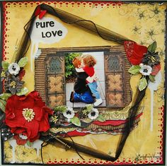 Pure Love- ScrapThat- November Kit Reveal - Two Peas in a Bucket
