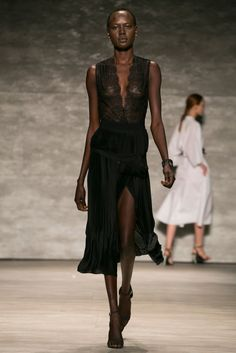 A look from the Tome Spring 2015 RTW collection.