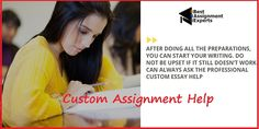 #CustomAssignment plays an important part in #AssignmentWriting, we provide services like #PlagiarismPreeAssignments to maintain the top quality.