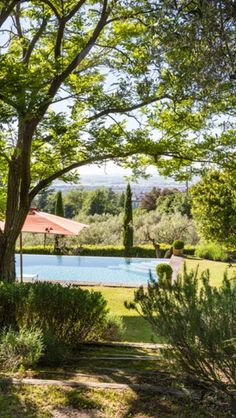 Our Pool Relais Villa Rossi Danielli www.tenutadiferento.com