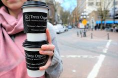 Double-fisting our organic coffee to start this week off right! #mondaymotivation #nevertoomuchcoffee