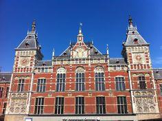 Station Amsterdam Centraal en Amsterdam, Noord-Holland