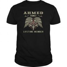 I Love  Best Never doubt Ahmed-front Shirts T shirt