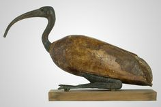 / Ibis z Muzeum Archeologicznego w Krakowie / Ibis from Archaeological Museum in Kraków / http://muzea.malopolska.pl/en/obiekty/-/a/26804/4938873