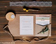 Papeterie Design für die Hochzeit - exklusive kreative Hochzeitsplanung