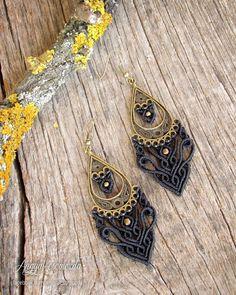 #angyalcsomozda #micromacrame #macrame #earrings #macrameearrings #handmade #jewelry #boho #bohemian #tribal #ethnic #festivaljewelry #tribaljewelry #fairy #gipsy #fashion #goa #psy #bohojewelry #hippie