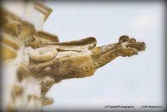 Gargoyle Photo Photography Amboise Paris by LDTwedePhotography, $7.99