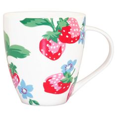 Cath Kidston Mug Strawberry My new mug!!!!