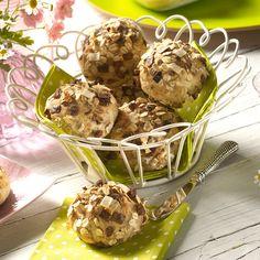 Mini-Müslibrötchen -  Leckere Müslibrötchen mit Joghurt zum Frühstück