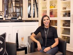 Real Housewives of Orange County star Heather Dubrow has had a very long and arduous process designing and moving into her new20,000 sq-ft. home. There was the dilemmaof re-working thebudget every time shewent over. (You remember when sheexceeded the$500,000 allowance for cabinets.) And the strenuous