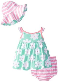 Gerber Baby-Girls Infant 3 Piece Daisies Dress Set, Pink, 0-3 Months Gerber http://www.amazon.com/dp/B00Q2OVPBQ/ref=cm_sw_r_pi_dp_xhosvb02VSZ30