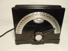 Vintage Franz Model LM-4 Electric Metronome Art Deco Bakelite #Franz