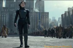 Watch Katniss Everdeen Save the Capital in the Final Battle From Mockingjay — Part 2