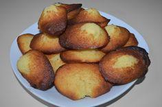 La madeleine de Christophe F. La recette de Christophe Felder pour des bonnes madeleines