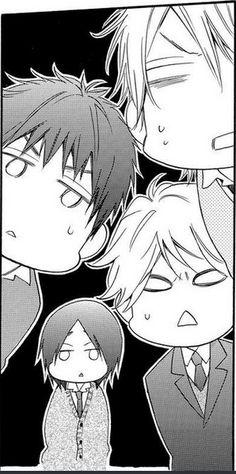 Kiss Him, Not Me (Watashi ga Motete Dousunda)