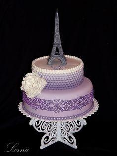 Eiffel cake..